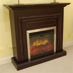 Electric Fire Place Blog Archive Eton 44 Distressed Black Mantel 23 Electric Fireplace